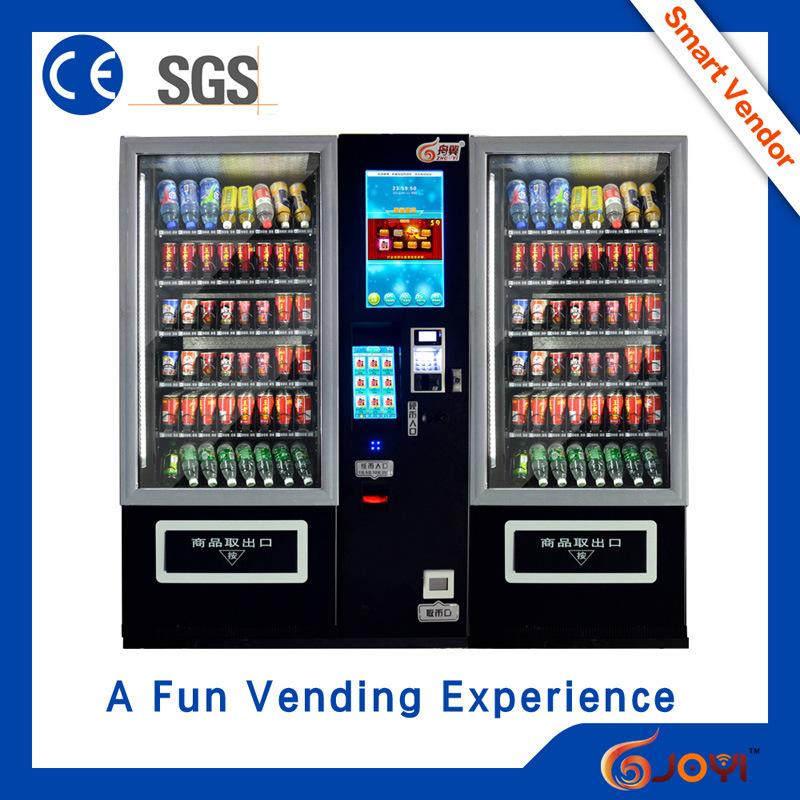 Touch Screenの2016新式のDrink Vending Machine