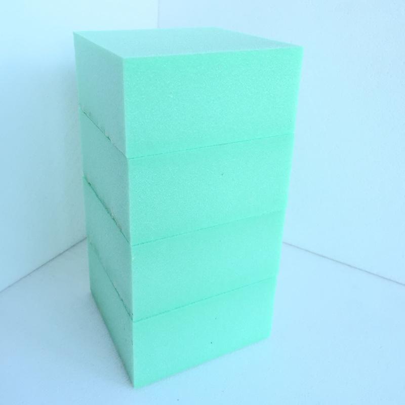 [فودا] انبثق بوليستيرين ([إكسبس]) زبد لوح [ب3] درجة [300كبا] اللون الأخضر [50مّ] كثيفا