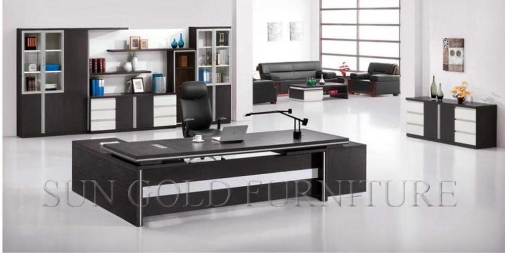 Fabuleux Design moderne Bureau de bureau de luxe Bureau exécutif Mobilier  XB41