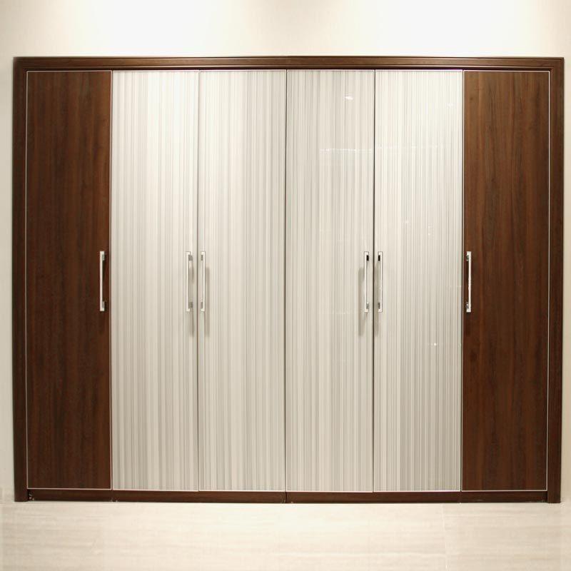 oppein modernos armarios empotrados con puertas plegables yg21237 - Armarios Empotrados Modernos