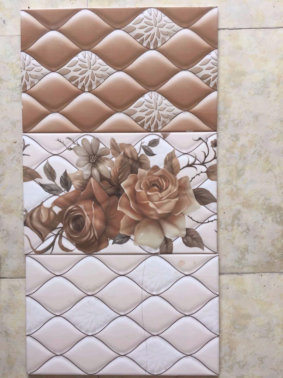 Piastrelle Cucina Con Fiori cina mattonelle di ceramica della parete del fiore del getto