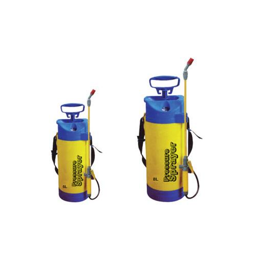 5L. 8L Pulverizador de presión de la mano de jardín (IC-0502)