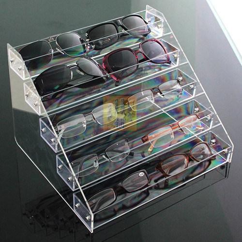 f714e8647 Telas de acrílico para óculos de sol, óculos de acrílico Exibir estandes,  porta-