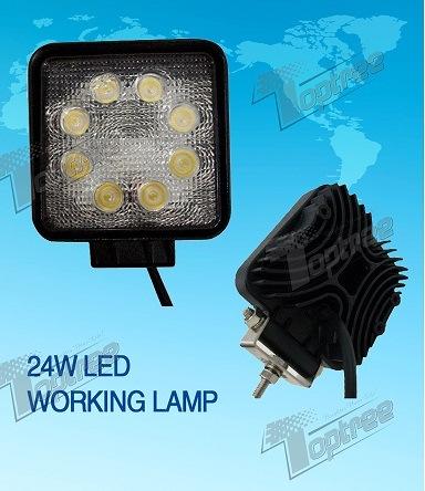 24W LEDの洪水ライト(912)