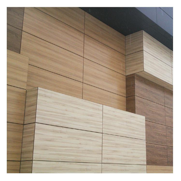 Comitati di parete interna del rivestimento hpl della - Rivestimento parete interna ...