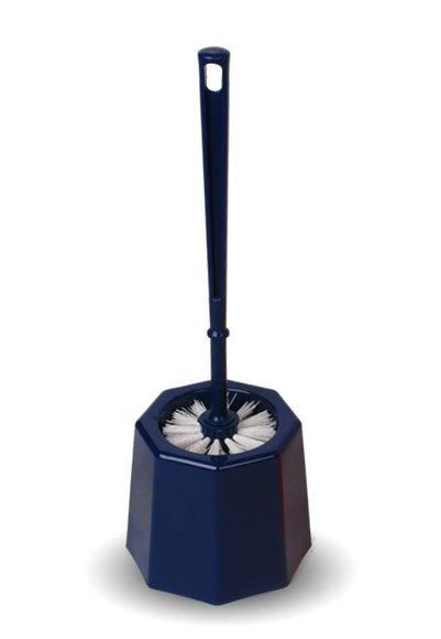 Toiletten-Bürste mit Eckhalter (TR-2102)