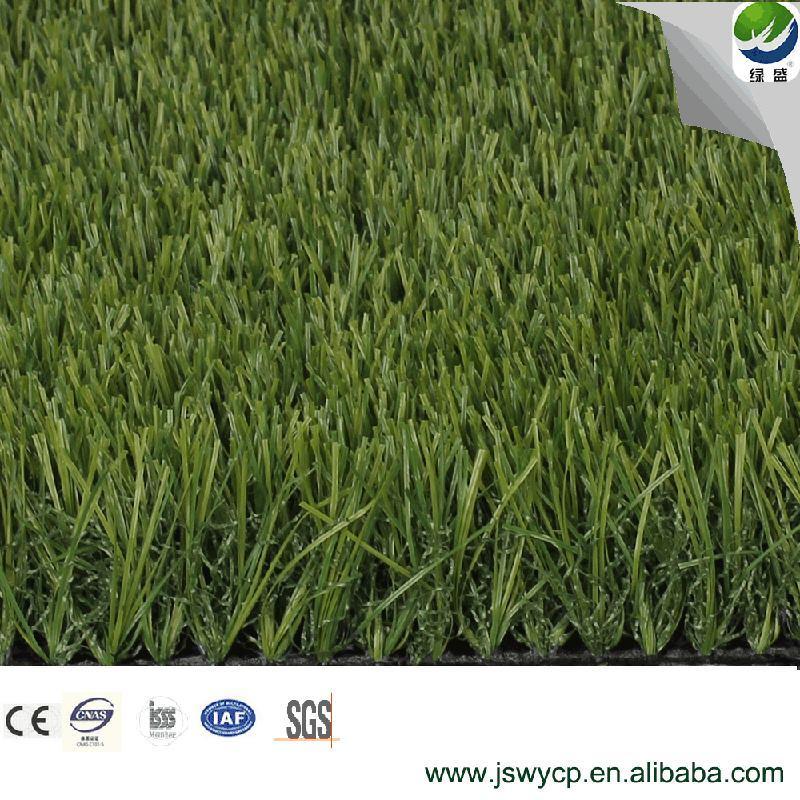 Kunstmatig Gras wy-04 van vier Kleuren PP+PE