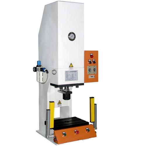 Daulic de alta qualidade 30t a Operação Manual de puncionar carrega a máquina (JLYC)