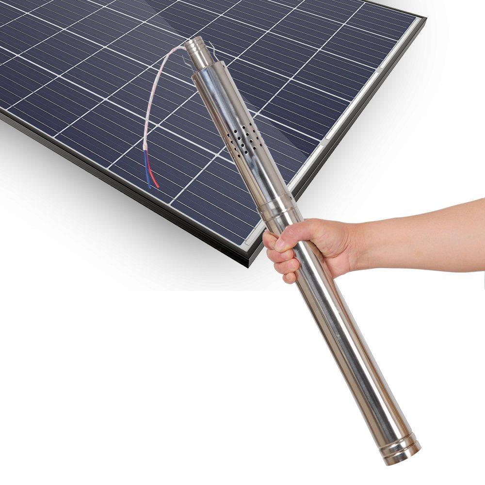 DC Mini-alimentada a energia solar bomba de água de irrigação (NS242T-40)