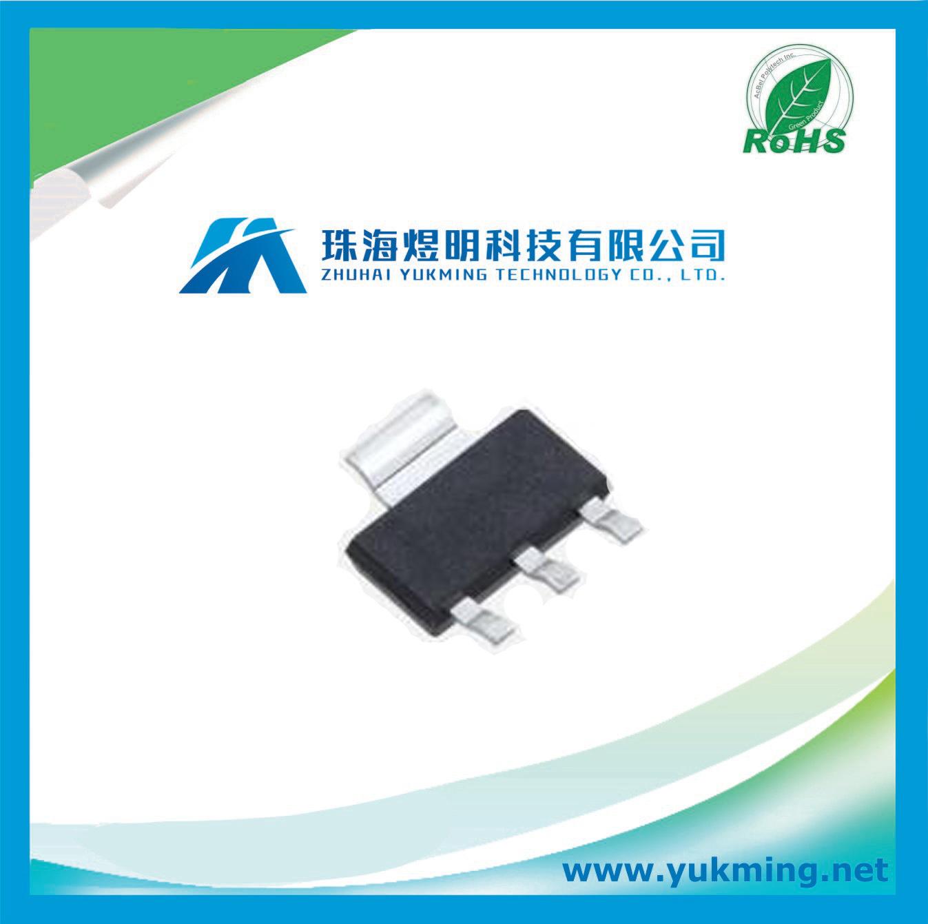Circuito Lineal : Foto de ic regulador lineal ams v circuito integrado en es