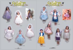 Детей костюмы