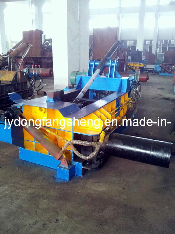 Y81F-125A2 Sucata prensa de enfardamento com marcação CE