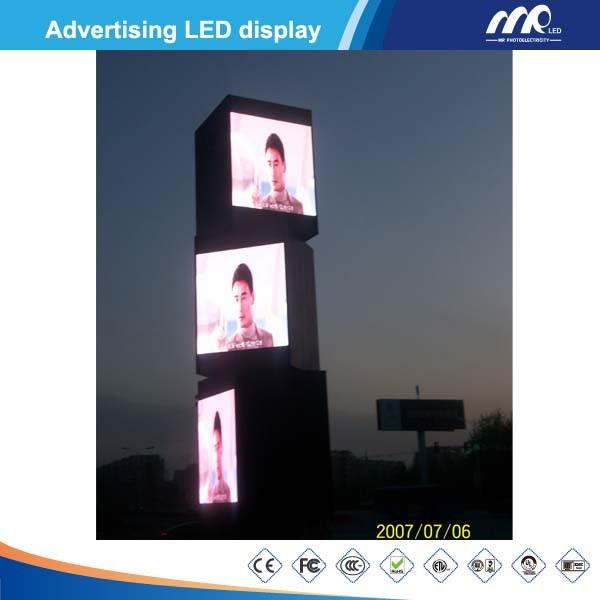 P10 im Freien LED Anschlagtafel mit CER für das Bekanntmachen