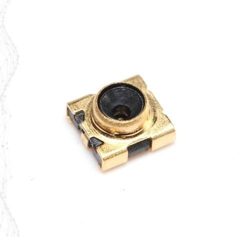 Gold Plating Micro Interruptor coaxial de RF 2A ficha do contactor de RF