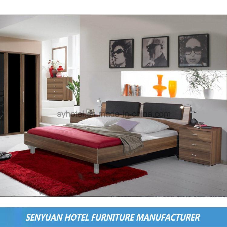 Bon prix qualité durables Star Hotel Chambre à coucher Meubles Set (sy-BS7)