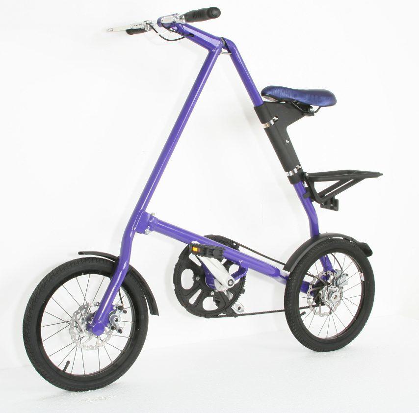 Bicicleta plegable (YJ-123)