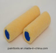 Stapel 10 mm gele Polyester Roller cover