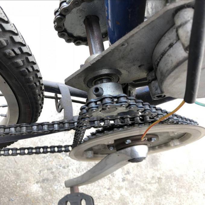 Foto de Nuevo kit de cambio/Kit de eje transversal de bicicleta ...