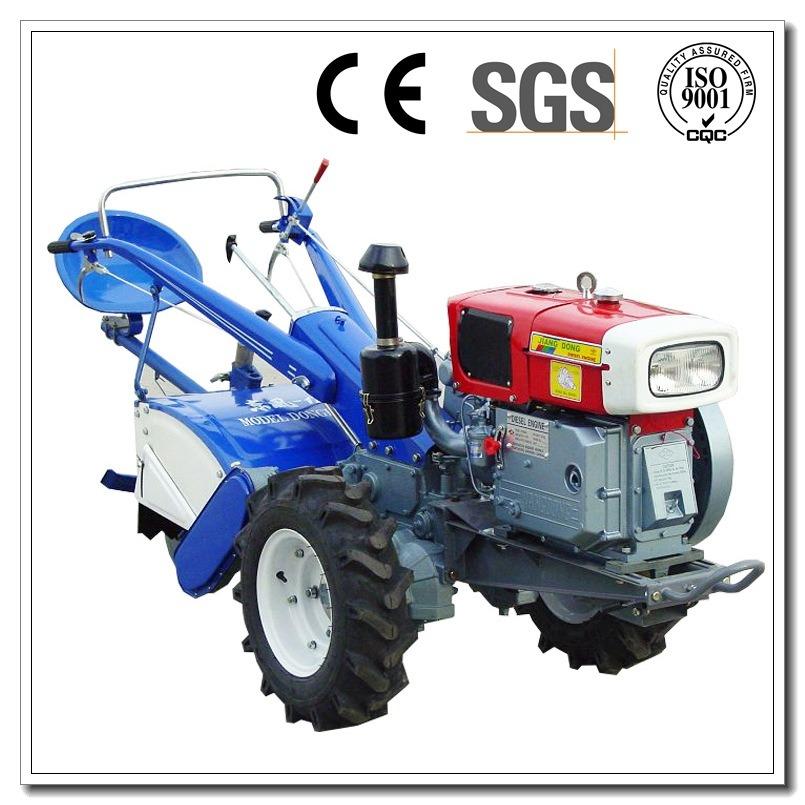 China Tractor arado a motor 20HP Tractor agrícola Tractor