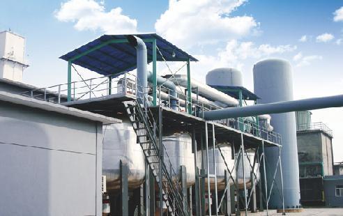 Кислородный завод (TJO Vpsa)