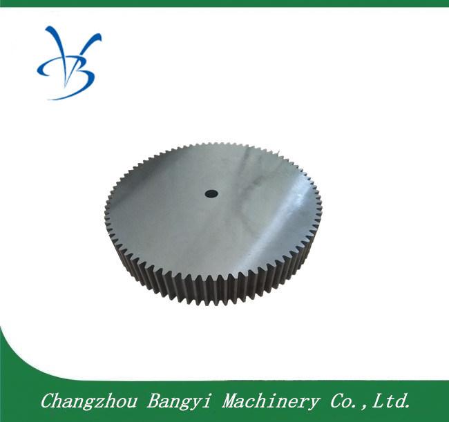 L'engrenage sur le fil de découpe de haute précision de pièces pour moule métallique