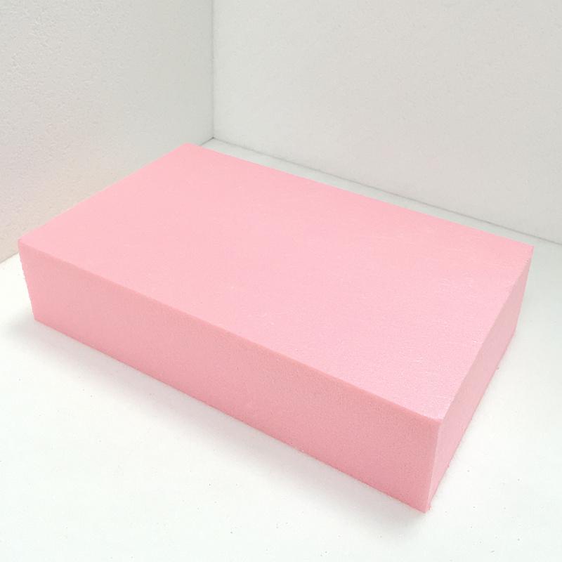 Длина Fuda полистирол (XPS) из пеноматериала платы B3 класса 300КПА розового цвета 50мм толщиной
