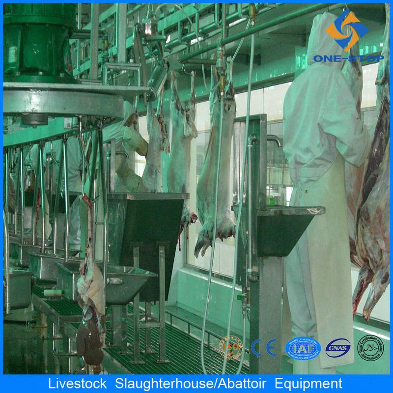 Equipamento muçulmano da chacina dos carneiros da manufatura da máquina de Slaughteing