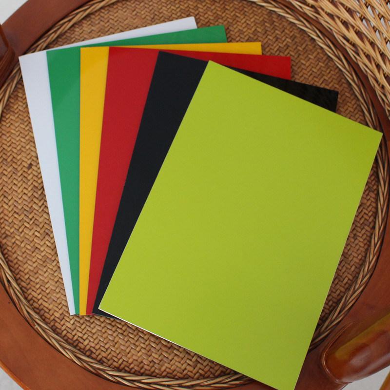 Folha de papel de parede de Design ACP PINTURA PE/PVDF alumínio para a decoração de paredes