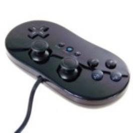 Het klassieke Getelegrafeerde Controlemechanisme van het Spel voor (Zwarte) Ngc en Wii