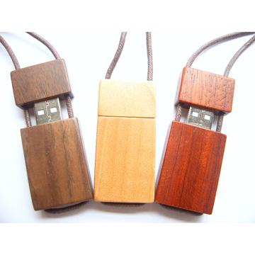 나무로 되는 USB 플래시 디스크 (MG)