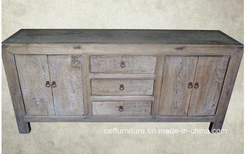 Foto de País Vintage de Antigüedades de Madera Natural muebles chino ...