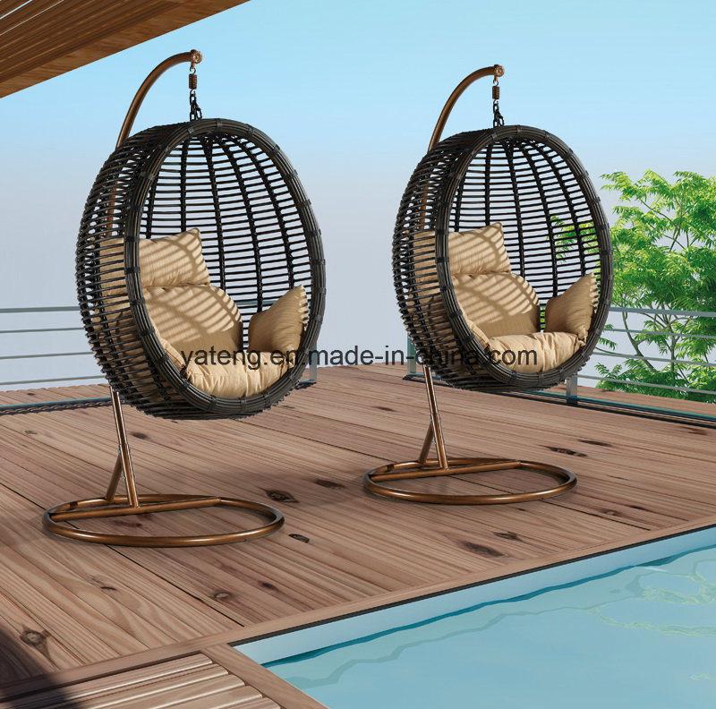 Foto de Diseño Gental sencillos muebles de jardín Synthetick PE ...