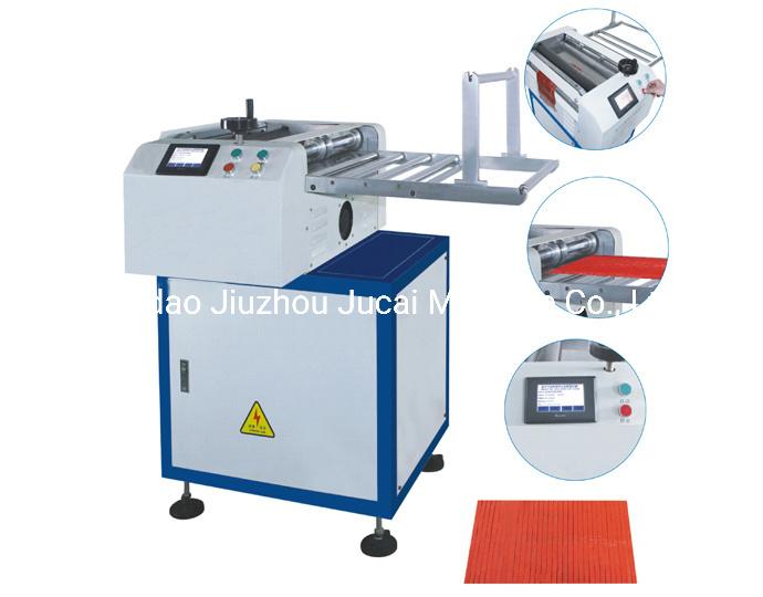 ماكينة قطع المطاط مصنوعة من السيليكون الصلب/آلة قطع المطاط