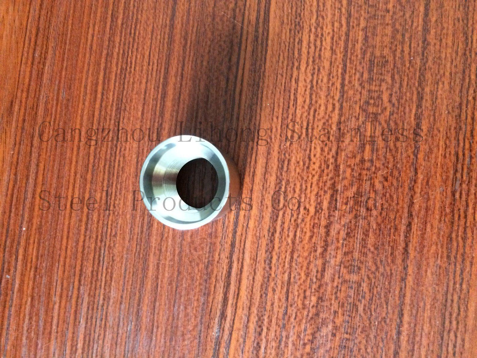 Raccordo per tubi in acciaio inox DIN2999 316L connettore femmina interno ed esterno Lavorato