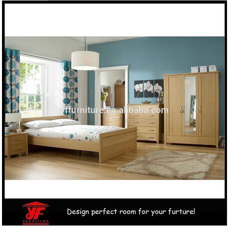 2016 Nouvelle chambre à coucher Mobilier moderne en bois d\'enfants ...