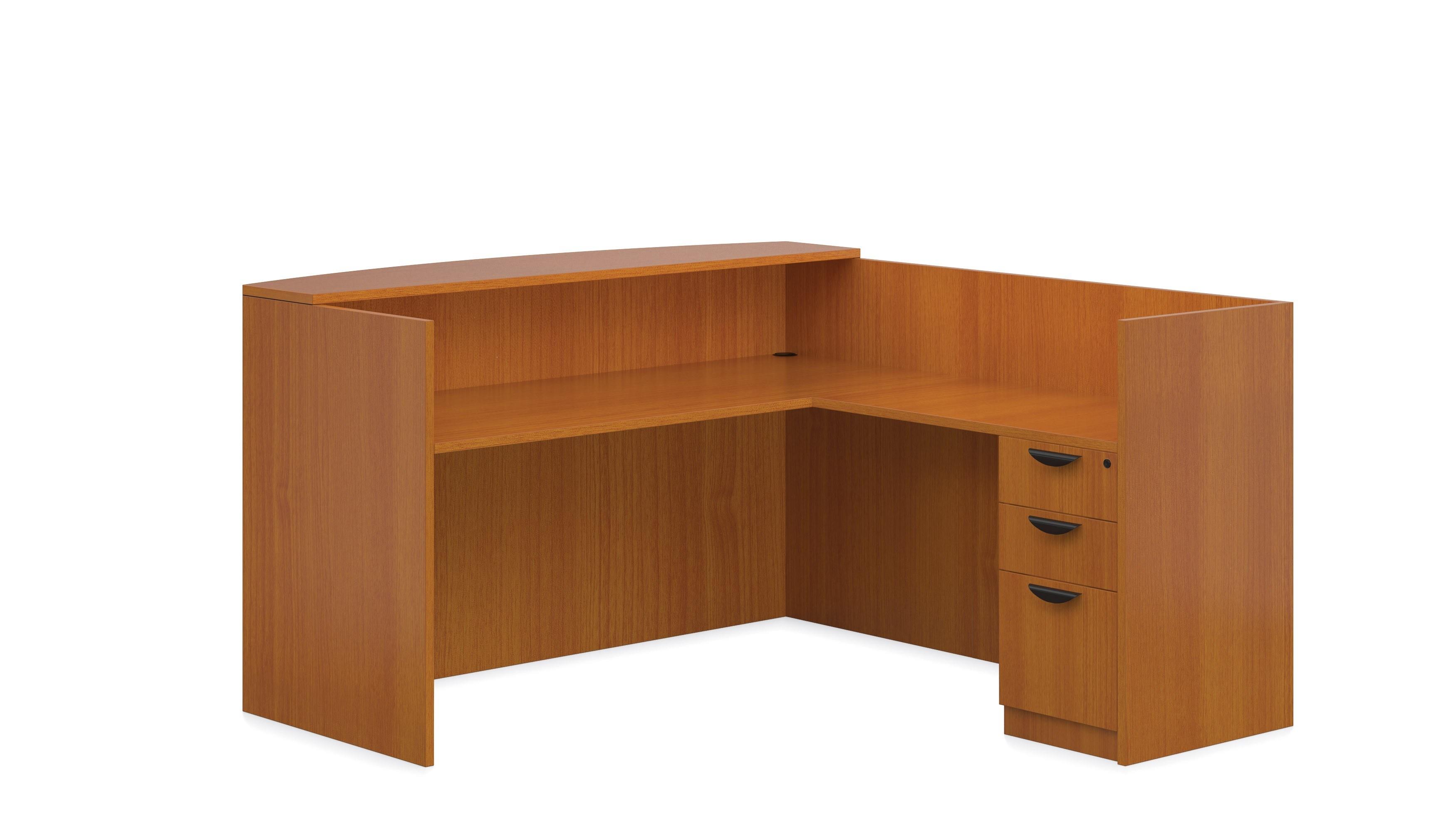 Moderne antike Büro-Empfang-Tisch-Salon-Empfang ...