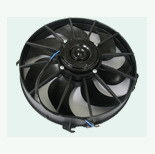 Электродвигатель вентилятора системы охлаждения автомобиля