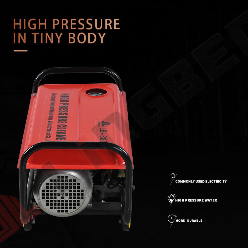 kommerzielle industrielle Hochdruckunterlegscheibe der elektrischen beweglichen Energien-1.3kw