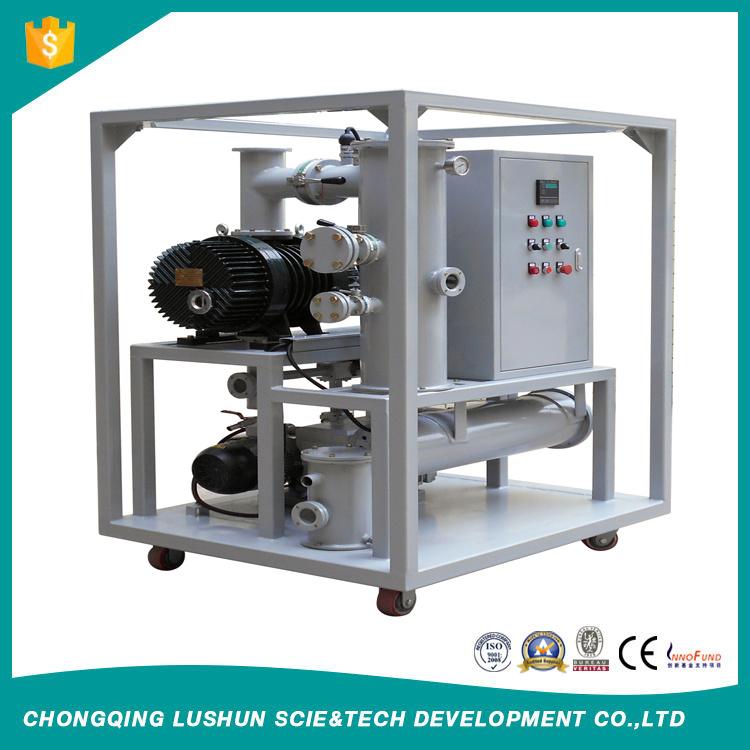 Sistema di pompe per vuoto ad alta capacità