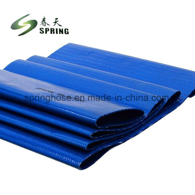 Economico portatile ad alta compressione multiuso Korea Technology PVC Layflat tubo flessibile Produttori