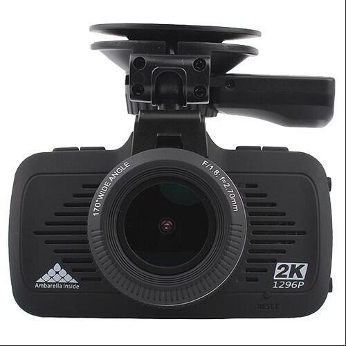 Gedankenstrich eingehangene Videokamera