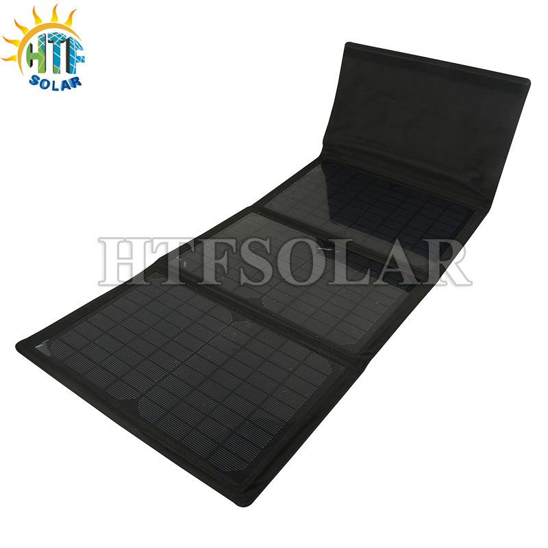 Cargador panel solar plegable 30W
