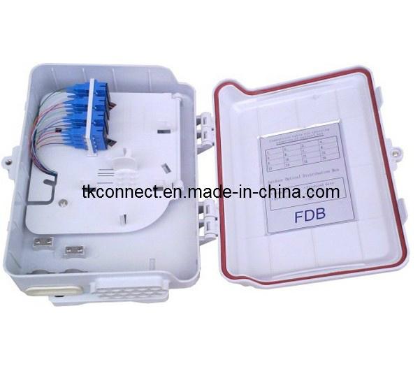 Las ventas de Hot 16 puertos de fibra óptica de la caja de distribución
