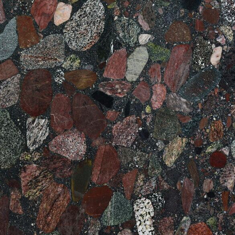 Lastra poco costosa del granito per la cucina/stanza da bagno/parete/pavimento