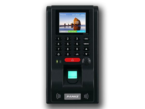 時間Attendanceの125kHz ID Reader Biometric Fingerprint Access Control