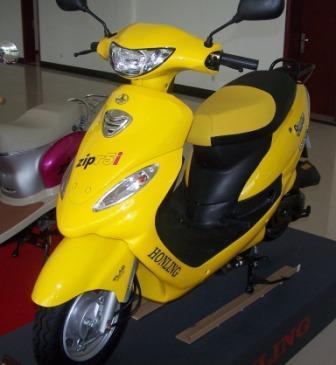 Scooter del gas (LV50QT)