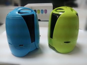 Bluetoothの小型魔法のスピーカー(ZG-M8)