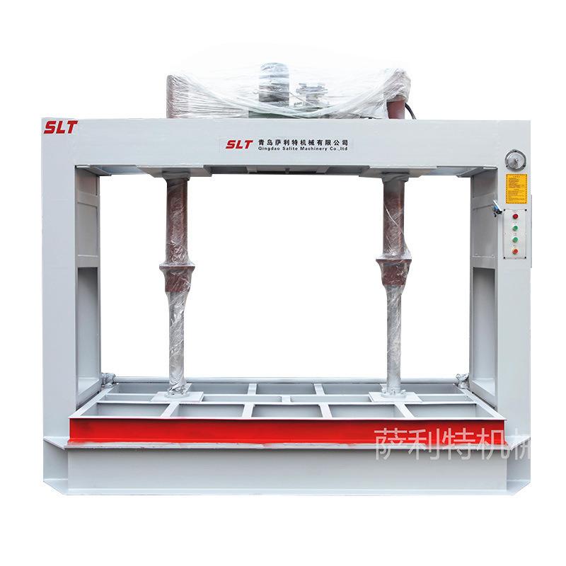 Efficiënte Woodworking Machine Deur Koude Pers Machine Met 50 Ton Druk My-50t