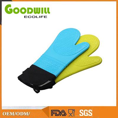 Guanti del silicone della FDA e guanti mezzi del forno