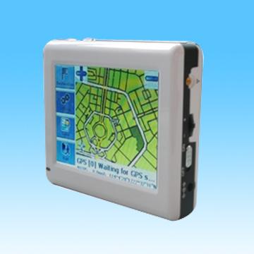 3.5&acuteタッチ画面GPS Navigator+PMP (YM-598)